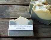 Dead Sea Soap BLACK MUD dead sea mud... Black Kettle, All Natural Soap