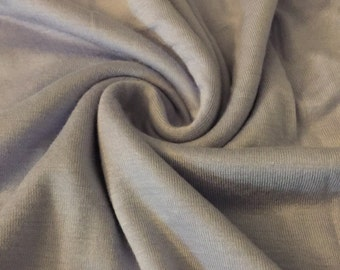 Stretch Jersey  Knit Fabric Lavender