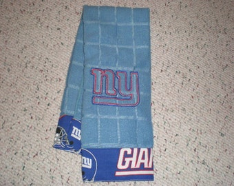 New York Giants Microfiber Kitchen Dish Towel
