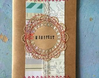 Manifestation Art Journal