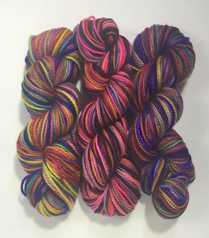 Knitting Pattern Kits : Knitting Kit: Pattern and Koigu Yarn for Freemans Alley Mitts