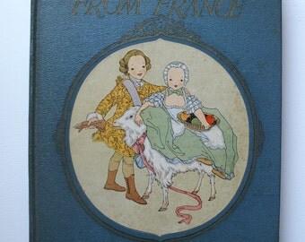 1927 Nursery Friends From France