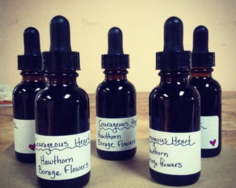 Courageous Heart tincture