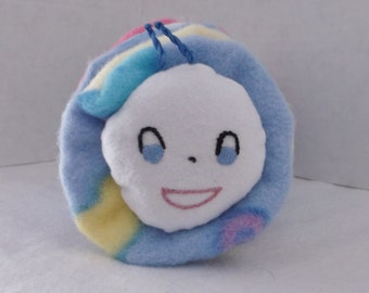 Soft Fleece Caterpillar Child Safe Toy  #341