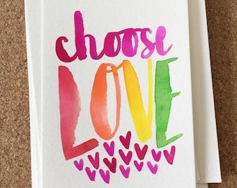 Choose Love - Digital Download