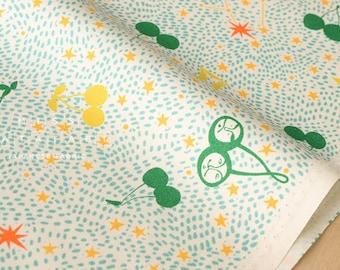 Japanese Fabric Gemini Twins - C - 50cm