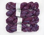 Clearance - Superwash Merino Wool Sock Yarn in Amethyst by Blarney Yarn