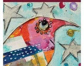 Special Price! Collage Characters: Exploring Gelli Plates for Colorful Results with Jodi Ohl DVD