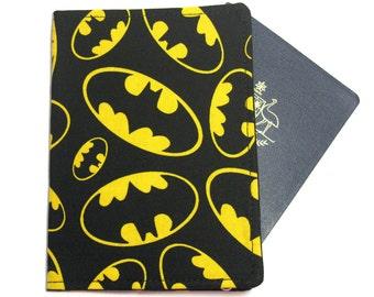 Boys/Kids/Childrens/Men's Batman Passport Cover/Holder/Wallet