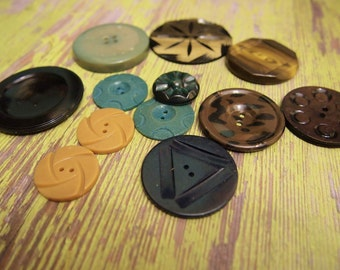Free Shipping Vintage Buttons Free Shipping Lot