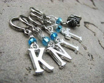 KNIT Non-Snag Stitch Markers