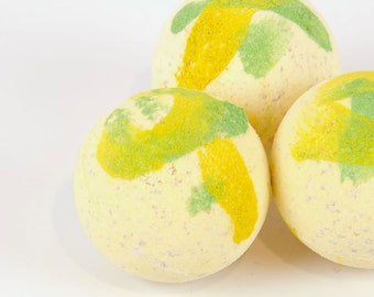 Citrus and Sage Bath Bomb - One all natural Moisturizing Bath Bomb - Mothers Day Gift - Gift For Mom - Gift For Coworker