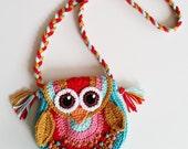 Purse Owl 1
