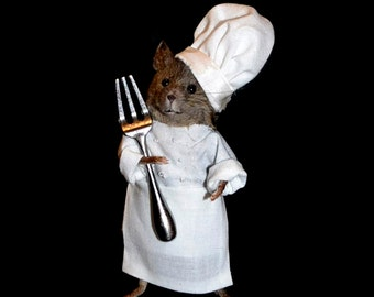 Mouse Card Chef