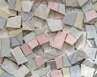 Mosaic tiles--Terrazzi --100 Tiles