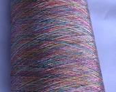 Thread - Vintage Japanese Metallic  - Embellish - Embroider - Weave - Rainbow Iridescent