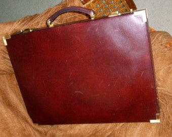 Briefcase/Attache Madler vintage from West Germany, circa 1980