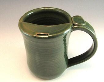 Mustache Mug/Moustache Mug/Mustache Cup/Mustache Guard Mug 14-16 Ounces/Travelers Mug