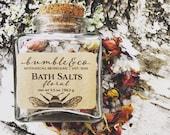 Bath Salts | All Natural Sea Salt Bath | Bath Soak | Bath Salt Favors | Natural Herbal Bath Salts | Relaxing Bath | Floral Bath Salts