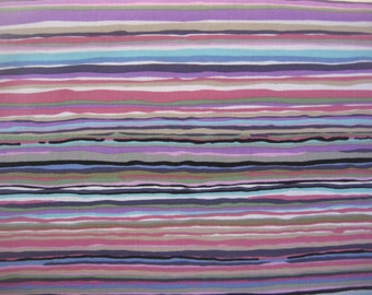 """New color for 2016 - Strata in """"stone"""" by Kaffe Fassett - 1 yard"""