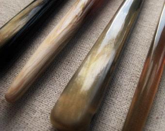 Horn Stick Pendant Buffalo Horn Spike Item No. 4915