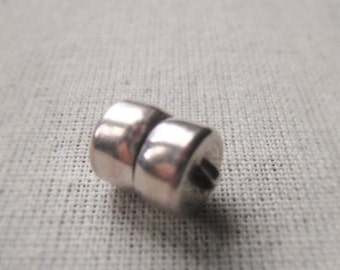 Silver Magnetic Clasp Item No. 8424