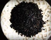 Wild Mountain Currant.... Premium Black Currant Black Tea Blend Hot Tea High Tea Whole Leaf Tea