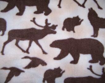 Northern Wildlife Blanket