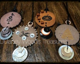 Necklace Pieces Set One