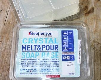 Transparent Melt and Pour Soap base SLS free - 1 Kg | Soap bases, melt and pour soap bases, gliceryn soap bases