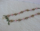 Elegant Simple Branch necklace