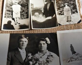 Collection of Antique photos