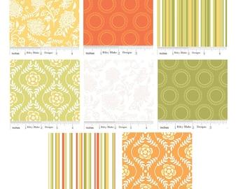Decadence Fabric by Riley Blake - 1/2 Yard Bundle - Sale