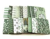 30  Matchbook Notepads  Matchbook Favors in  Sweet Mint
