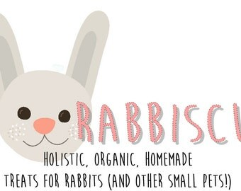 Rabbiscuits Small Pet Treats