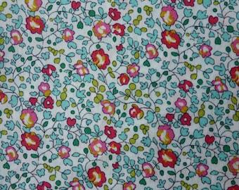 Liberty of London tana lawn fabric Eloise Fat Eighth Liberty Tissu