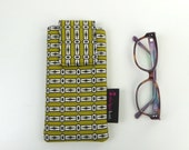 Sale Glasses case Spectacle case Unique case for glasses Gifts for her Phone case Protective case for glasses or phone