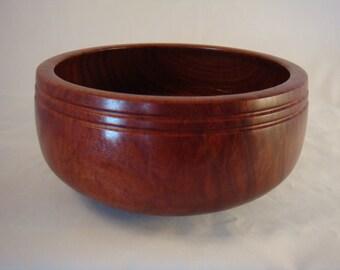 Red Gum Eucalyptus Bowl