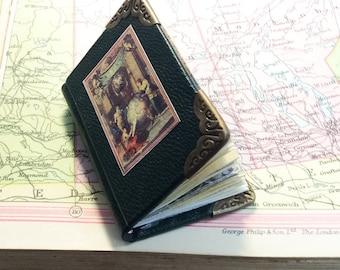 """Miniature book """" Atlas"""""""