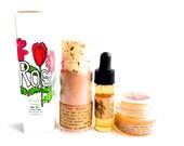 Mini Beach Rose Skin Care Set No.2 . all natural beauty