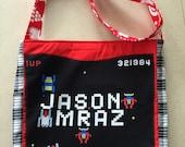 Jason Mraz tshirt bag
