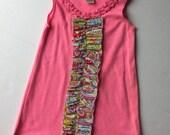 darling spring dress.  ready to ship