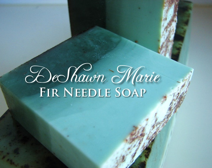 Fir Needle Handmade Soap