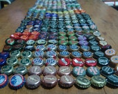 Bottle Cap Crazy Quilt
