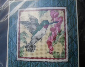 Needle Kit New Busy Hummingbird by Dimensions