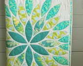 Sea Glass Queen Quilt