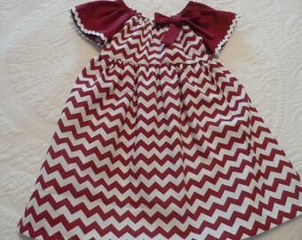 University of South Carolina Gamecocks Peasant Style  Dress  Jumper Sizes 2T-6