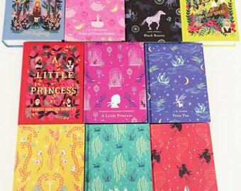 Book Purse Wallet - Anne of Green Gables Book Wallet - Literary Gift - Secret Garden Book Wallet - Credit Card Book Wallet