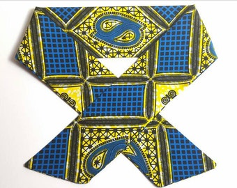 African fabric head bands for women, Headbands for women, Head bands for girls, Headbands, Womens head bands, Girl headbands, Adult headband