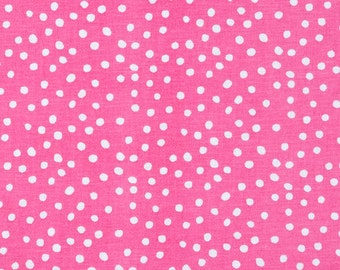 Shopping Cart Safety Harness Baby Toddler Child - Pink White Dots - See shop for 50+ fabric choices